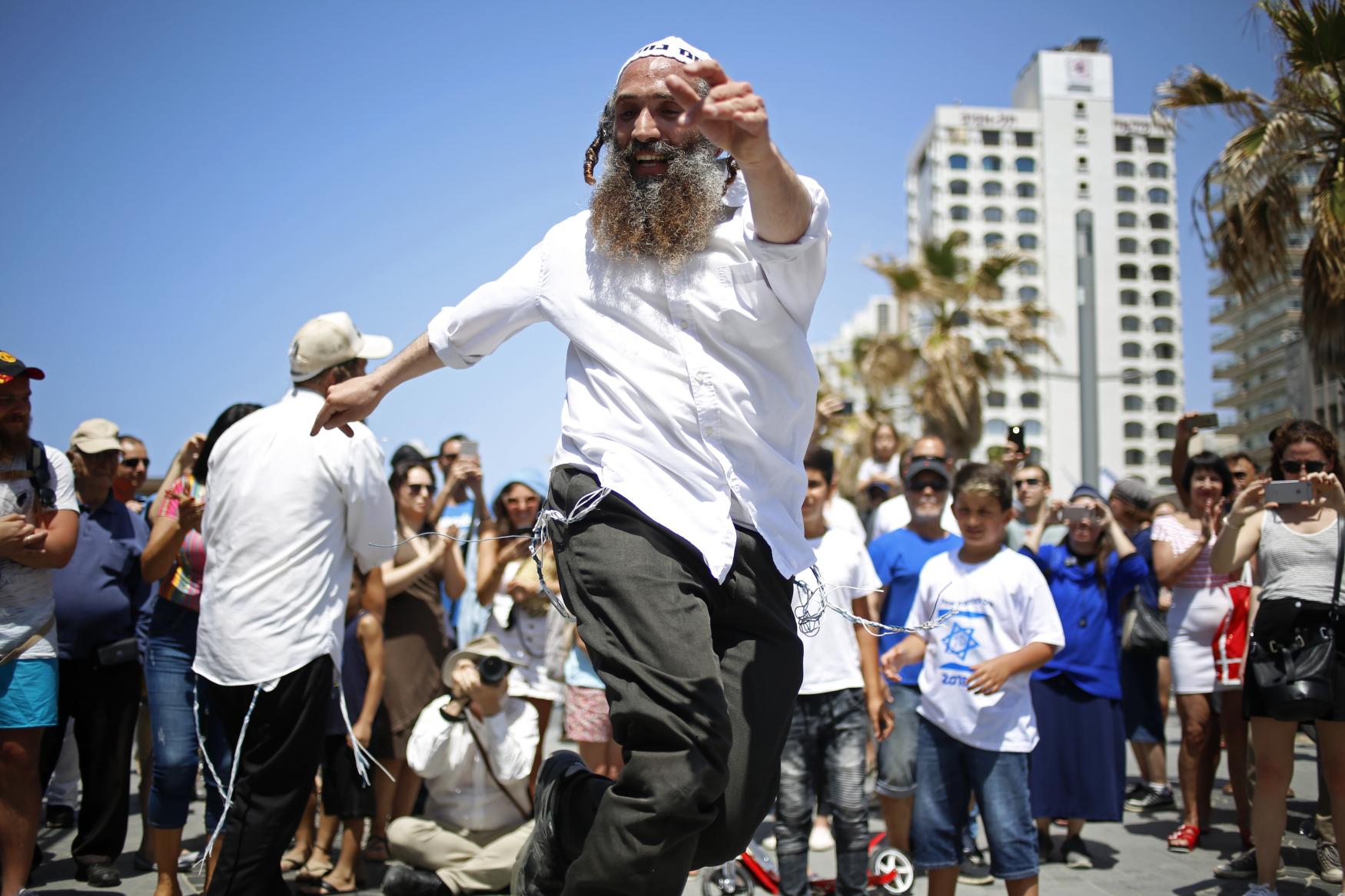 Izrael slaví 70. narozeniny