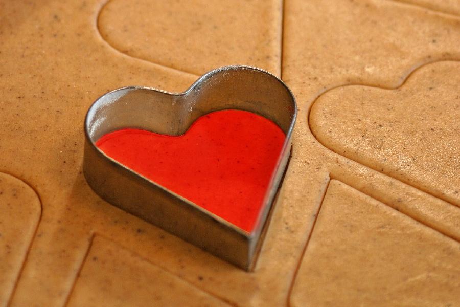 Pohádka O kouzelné stolístce a srdci z perníku