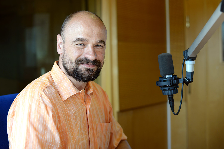 Poslanec Martin Kolovratník