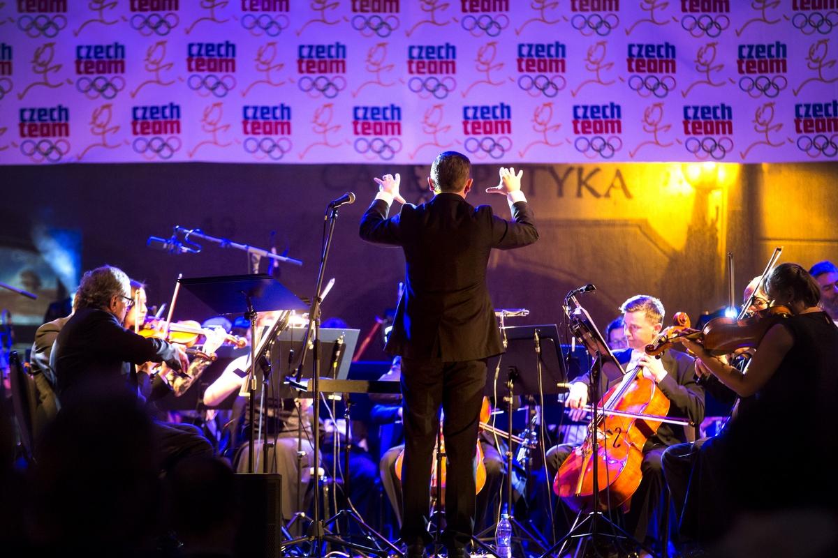 Závěrečný koncert v podání Komorní filharmonie Pardubice