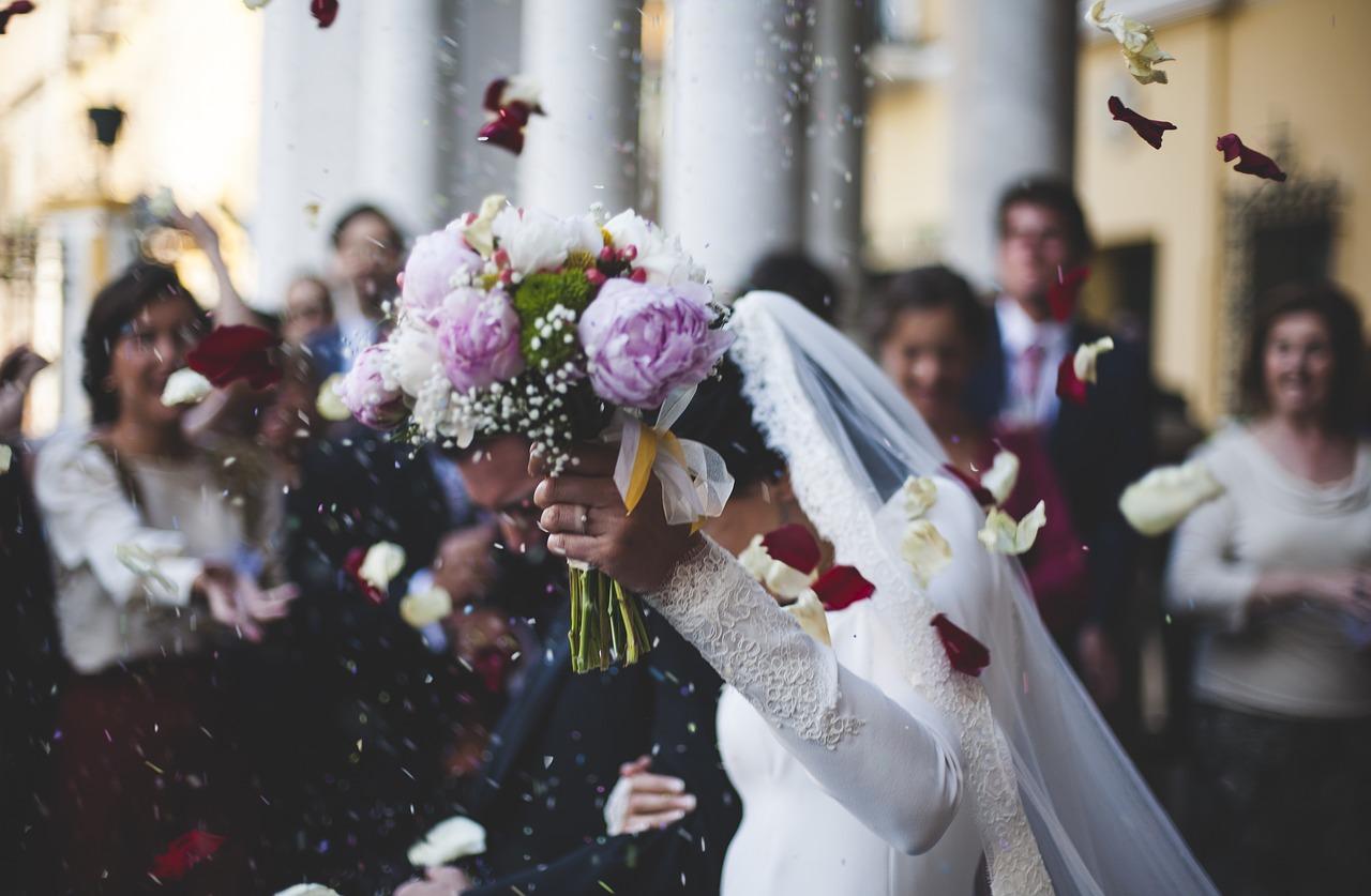 svatba (ilustrační foto)