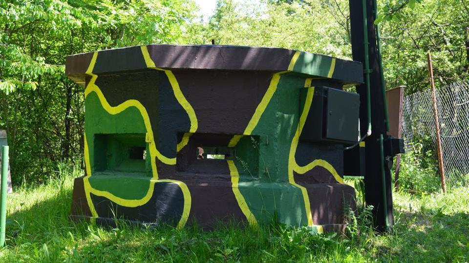 V Mikulovicích je také kdysi přísně střežený objekt, pozorovatelna civilní obrany. Tam od roku 1964 vojáci sledovali a hlídali Pardubice