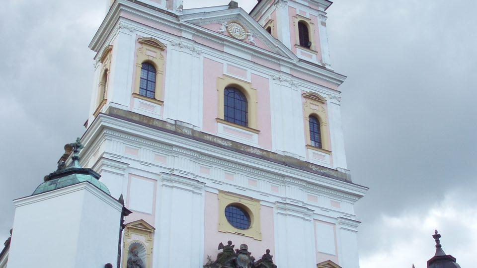 Kostel v Luži