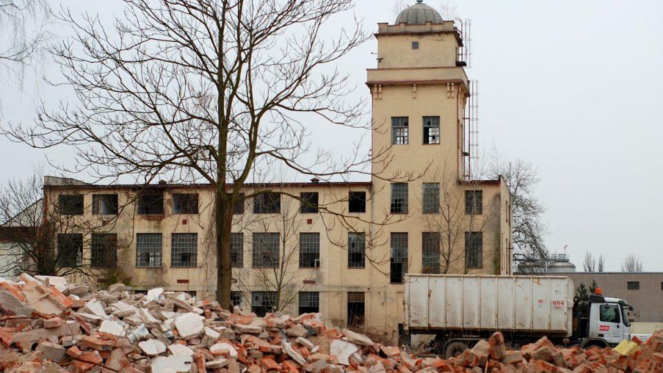 V areálu Prokopky zbývá už jen několik budov