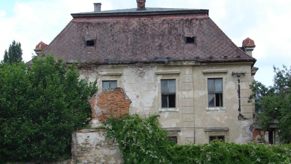 Zámek Moravany