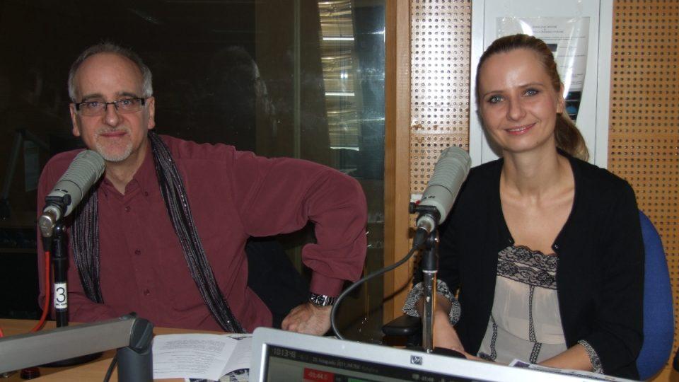 Julio Horacio Martínez Cajide a Ivona Baklíková