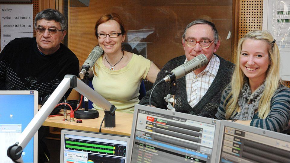 Milan Drahoš, Míla Prskavcová, František Švadlenka, Zuzana Vodehnalová