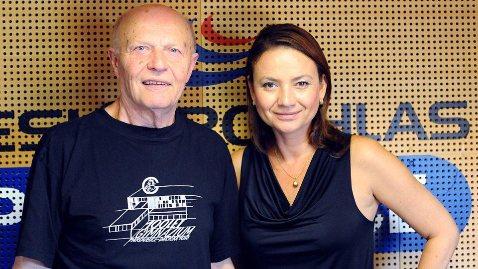 Vladimír Popelka a Jolana Voldánová