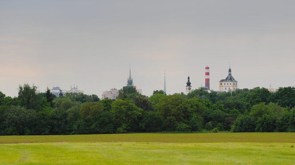 V zeleni - netradiční pohled na Pardubice