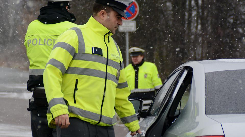 Nová policejní Octavia v civilním provedení