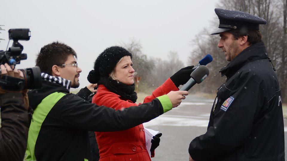 Ředitel policie Pardubického kraje odpovídá na dotazy