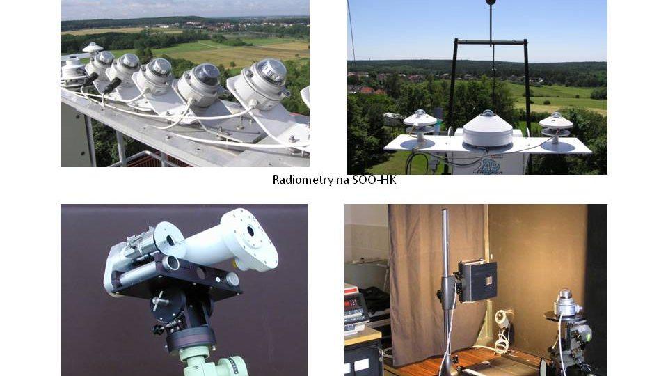 Solární a ozonová observatoř Hradec Králové