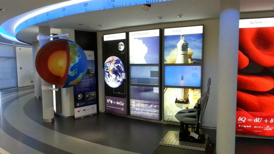 Nové planetárium v Hradci Králové