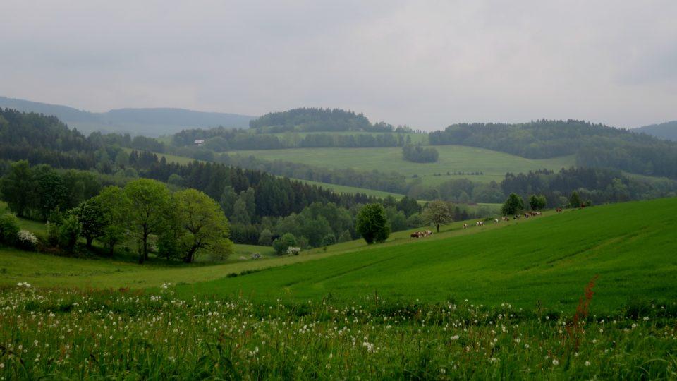 Krajina Mladkovské vrchoviny