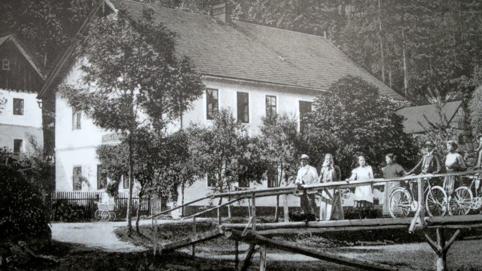 Historické Pastviny