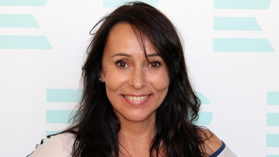 Zpěvačka a moderátorka Heidi Janků