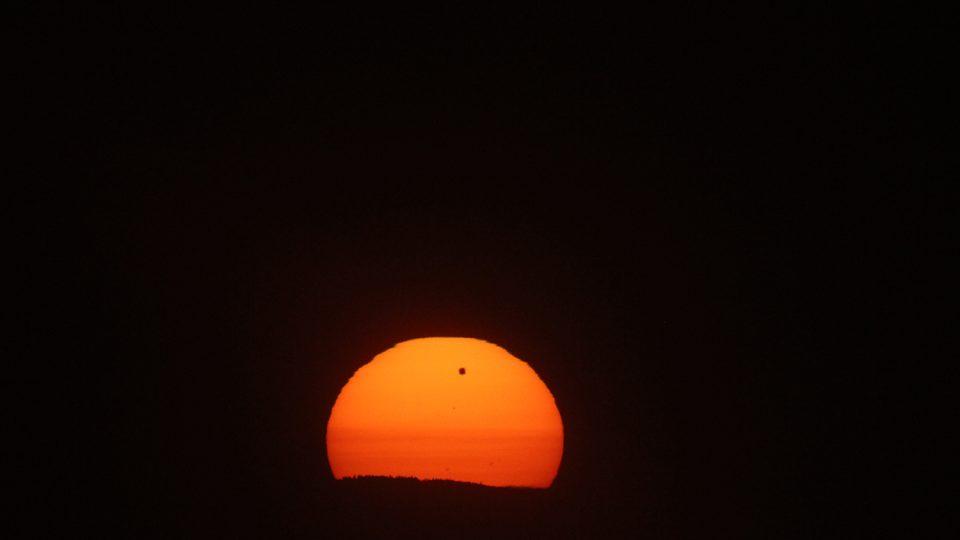 Přechod Venuše