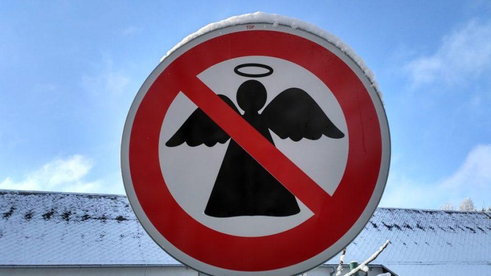Do Pekla je andělům vstup přísně zakázán