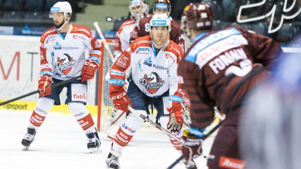 HC Dynamo Pardubice – HC Sparta Praha