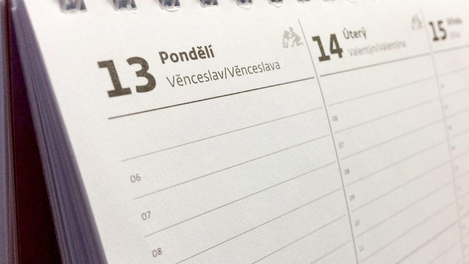 13. února v kalendáři