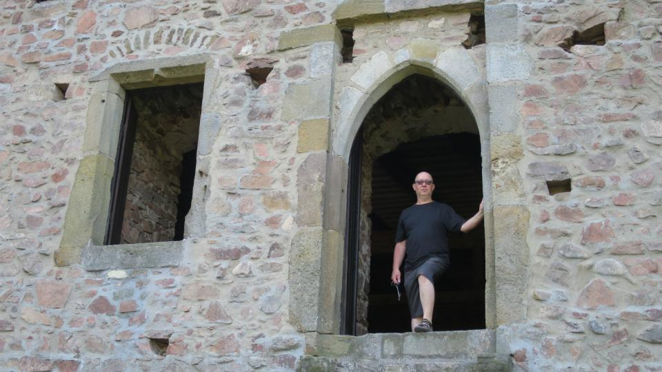 Kastelán hradu Litice nad Orlicí Dalibor Urban