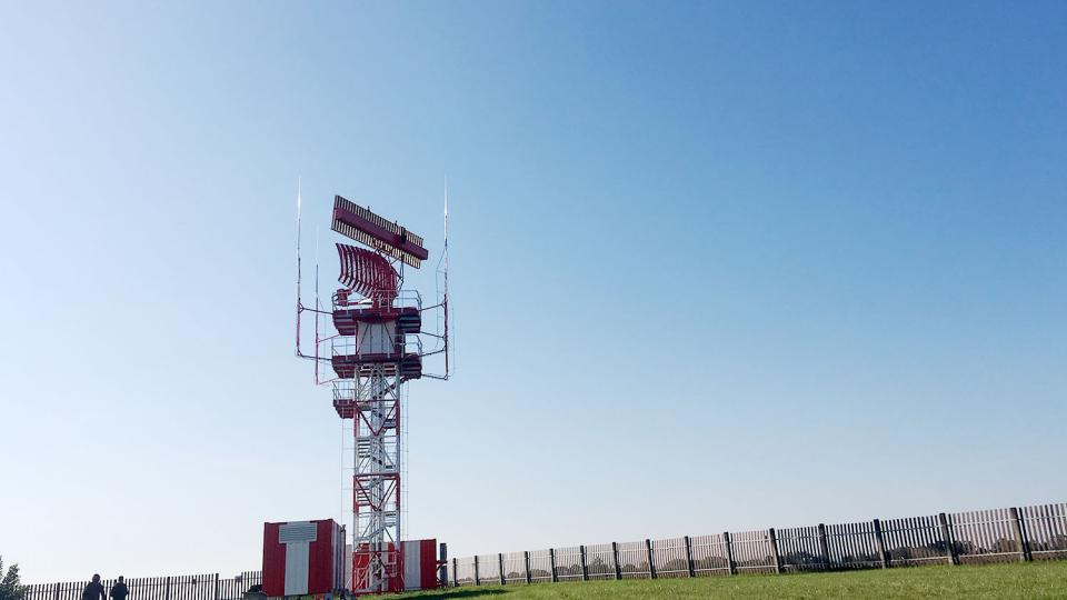 Nový radar na pardubickém letišti