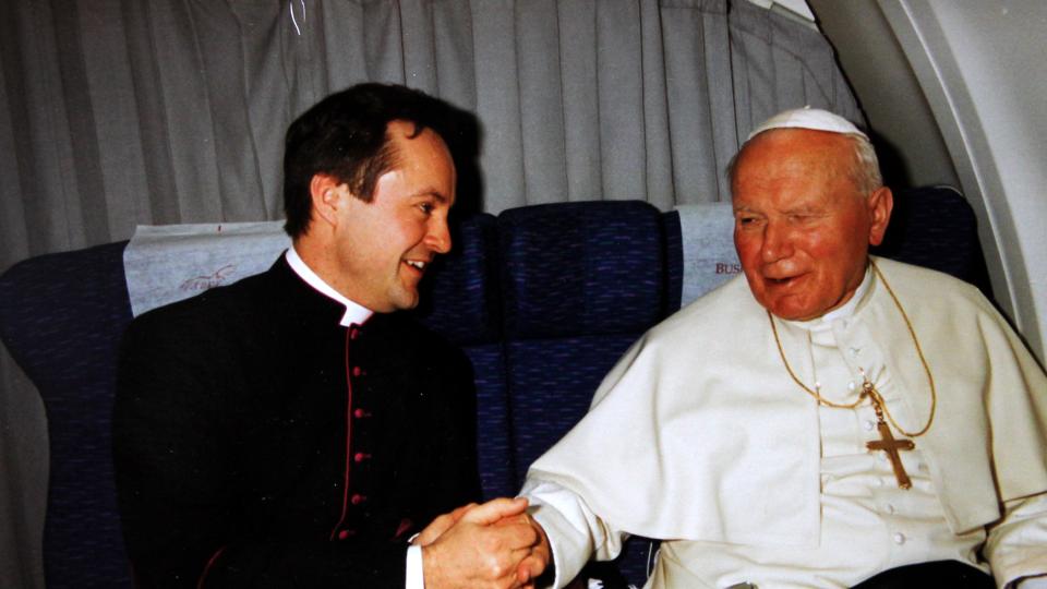 Návštěva papeže Sv. Jana Pavla II. v České republice (1997)