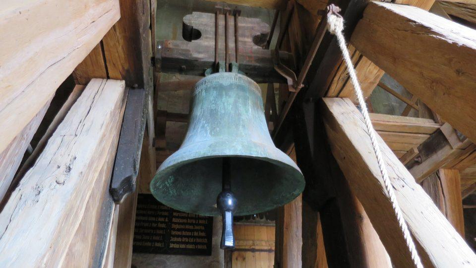 Zvon svatého Martina v Holicích