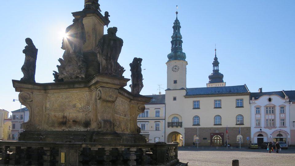 Renesanční radnice v Moravské Třebové