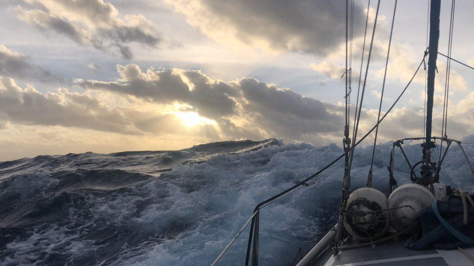 Plavba v Indickém oceánu