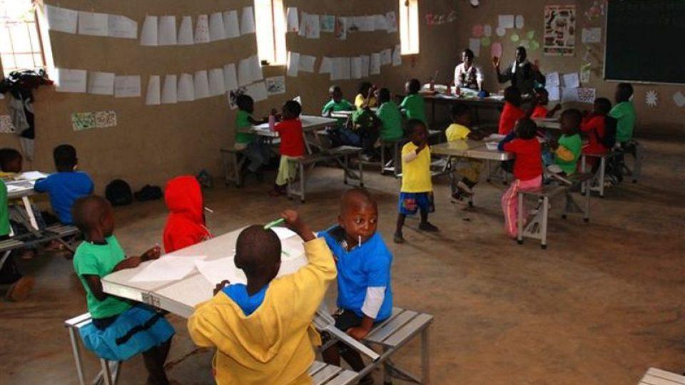 Emil Holub by se divil aneb Pomoc dětem v Africe v praxi