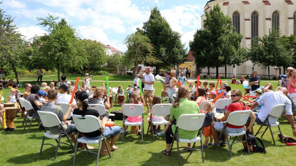 Program Festivalových zahrad si při Smetanově Litomyšli užije celá rodina