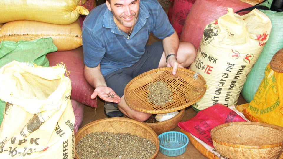Voňavé putování za kávou s Jiřím Sýkorou - Vietnam
