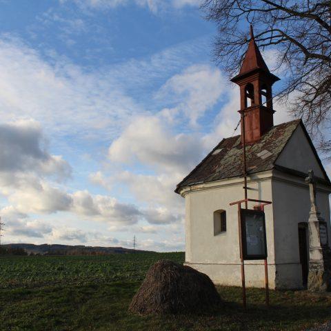 Kaplička v Zavadilce