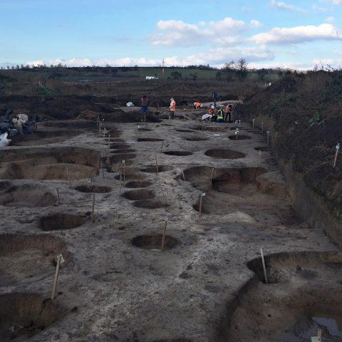 Archeologické naleziště u Přerova