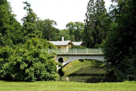 Podzámecká zahrada patří církvi, zahradní centrum v ní soud přisoudil státu
