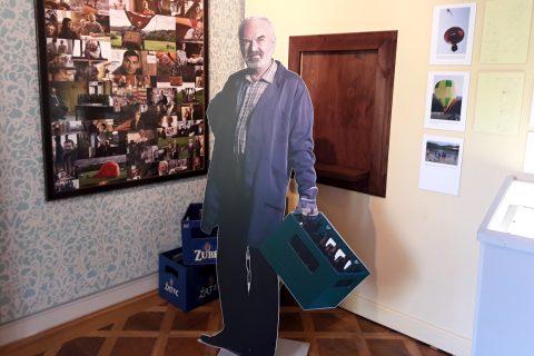 Muzeum filmů Zdeňka a Jana Svěrákových v Čechách pod Kosířem