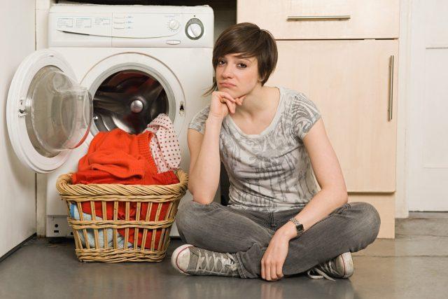 U praček mezi nejčastější poruchy patří špatná ložiska,  čerpadlo,  topné těleso nebo tlumiče | foto: Fotobanka Profimedia