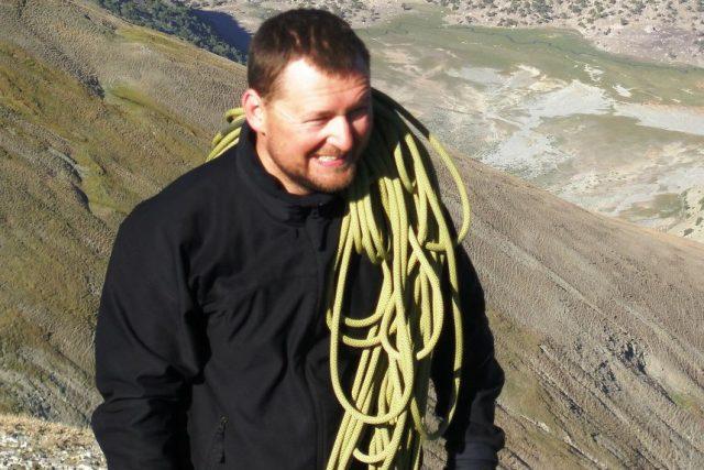 Houslista, horolezec a dobrodruh Viktor Kuna