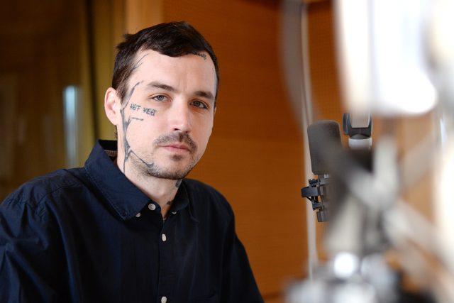 Učitel a spisovatel Petr Stohwasser