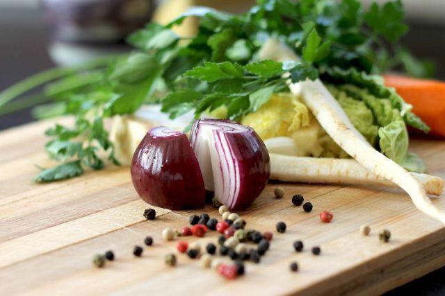 Jídlo, vaření, kuchyně (ilustrační foto)