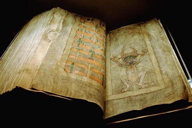 Kodex Gigas