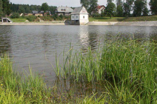 Hamerská přehrada