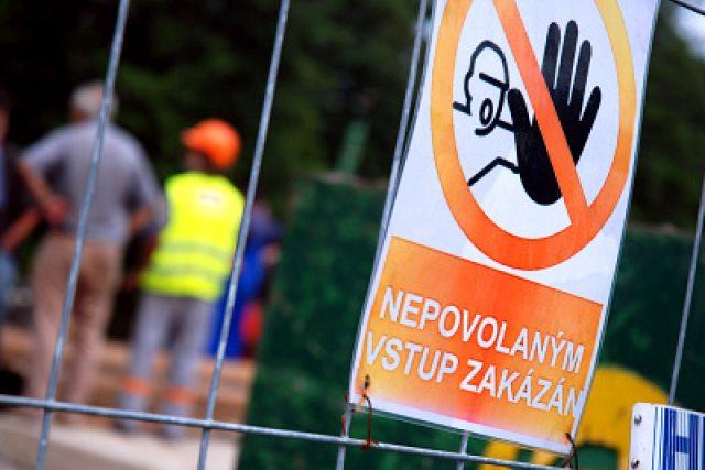 Na stavbě (ilustrační foto)