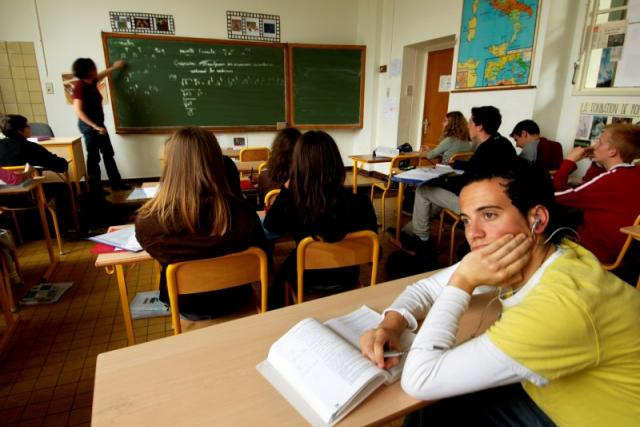 Ve škole