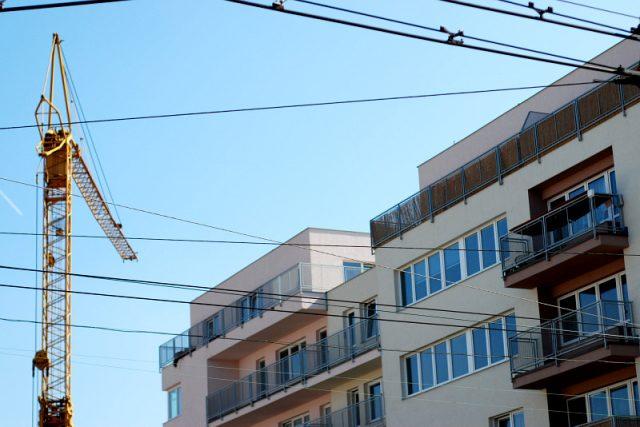 Nové byty (ilustrační foto)
