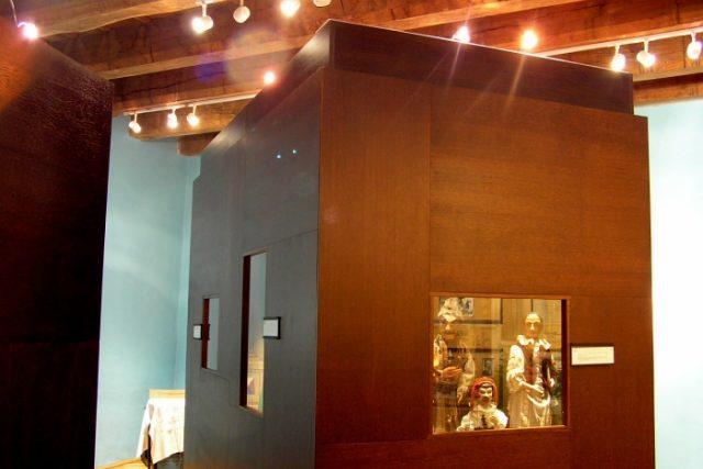 Muzeum loutkářských kultur   foto:  Muzeum loutkářských kultur