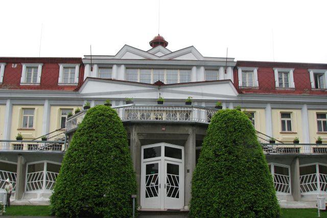 Pavilon Gočár v Bohdanči