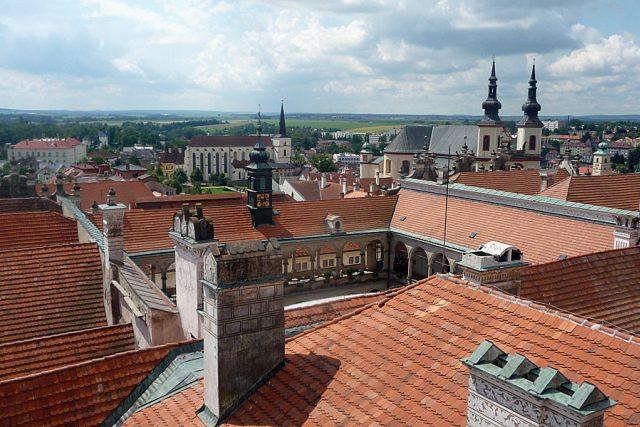 Litomyšl  (ilustrační foto) | foto: Václav Žmolík,  Český rozhlas