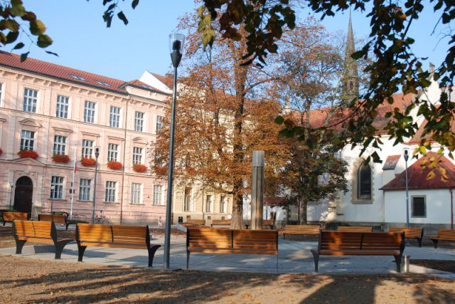 Nová podoba Komenského náměstí